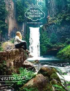 Southern Oregon is home to world-class fishing, rafting, skiing, biking, hiking, and green valleys that produce award-winning wines. It's also home to the deepest lake in North America-Crater Lake. Brochure Online, Grants Pass, Local Activities, Crater Lake, Green Valley, Brochures, Rafting, Biking, Wines