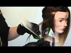 Patrick Mcivor Color Studio Ombre Hair Color How To Tutorial