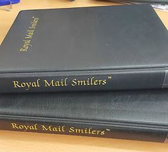Royal Mail Smilers Albums x 2 - http://stamps.goshoppins.com/stamp-publications-supplies/royal-mail-smilers-albums-x-2/