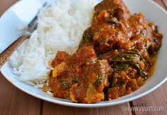 This recipe is gluten free, dairy free, Whole30, Slimming World and Weight Watchers friendly Slimming Eats Recipe Extra Easy –syn free per serving Whole30 – serve with cauli rice Beef and Potato Curry  Print Serve 4 Author: Slimming Eats Ingredients 500g/17.5oz of braising beef 400g of baby potatoes, halved 1 onion, finely chopped 2...Read More »