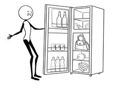 ADHD_purse in-the-fridge - 29 Things Only a Person with ADHD Would Understand
