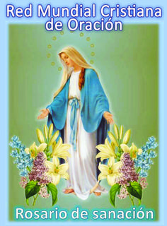 ROSARIO DE SANACION (Martes y Viernes) PLEGARIA Querido hermano que sufres a causa de tu enfermedad, o por la enfermedad de un ser querido, o que quizás estas afligido y preocupado por alguna herid…