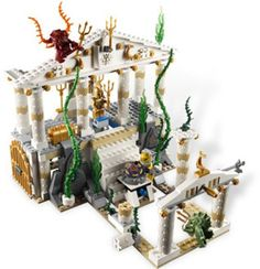 Lego-Atlantis-City-of-Atlantis Atlantis, Lego, City, Birthday, Horror, Products, Birthdays, Cities, Legos