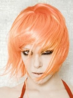 Insanely Hot Hair Color Ideas for 2010 - Hair color is meant to make you want to experiment and have fun with your look. Here are some insanely hot hair color ideas for 2010 with lots of bright colors and crazy hair color ideas!