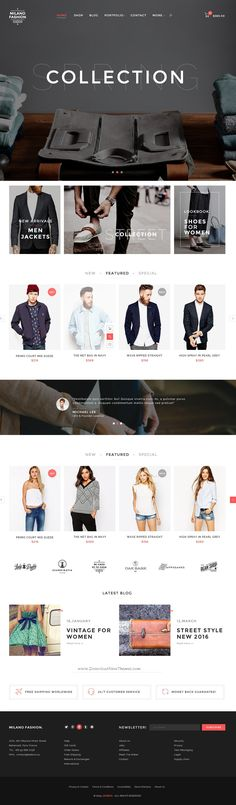 Milano Theme is a premium multipurpose Opencart theme for creating eCommerce website with, content management system, and referral services with tons of useful features. #opencarttemplate