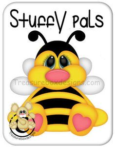 Stuffy Pals NEW