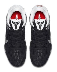 detailed look 921b9 689b7 Nike Kobe XI