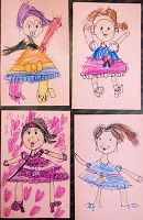 Heidisongs Resource: Mother's Day Ideas; Mother's Day directed drawing directions