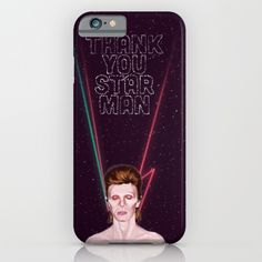 Thank you Star Man iPhone & iPod Case by Amit Shimoni. Worldwide shipping available at Society6.com. Just one of millions of high quality products available.