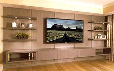 Over the last few decades consumer electronics and family entertainment center furniture has evolved substantially. we make every effort to stay current in Entertainment Center Furniture, Entertainment Center Makeover, Entertainment Centers, Diy Man, Build A Closet, Tv Decor, Custom Cabinets, The Unit, Entertaining
