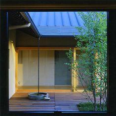 上野邸: 柳瀬真澄建築設計工房 Masumi Yanase Architect Officeが手掛けた庭です。