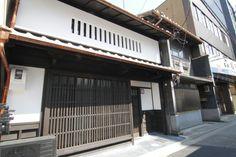 京都の伝統家屋 町家の貸切の宿 淳風しらふじ庵_外観 kyoyadoya Japan kyoto machiya inn