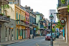 Historic French Quarter in New Orleans. (Photo: Anne Rippy/Getty Images) --  TakePart -- 3-8-16