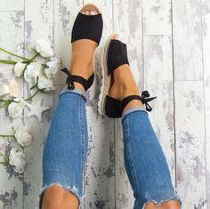 Shoeselfee Mujer Sandalias