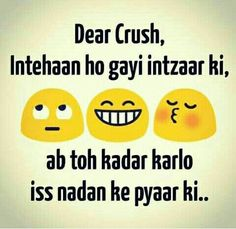 G hun ki khayal a.kinnni k a kdr. Vry lkii as kdr ab bhut bdh gyii hai. Besties Quotes, Attitude Quotes For Girls, Girly Quotes, Couple Quotes, Cute Funny Quotes, Funny Love, Really Funny, English Love Quotes, True Love Quotes