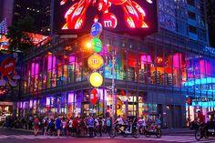 M & M Store, New York City