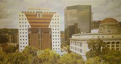 Michael Graves, siedziba urzędów miejskich w Portland, Oregon, 1980-1982