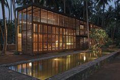 AMASSING DESIGN: PALMYRA HOUSE - STUDIO MUMBAI ARCHITECTS