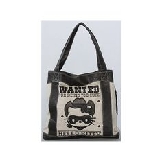 Loungefly: The Wanted Hello Kitty Tote Bag