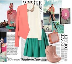"""""""What If"""" by mimivamp ❤ liked on Polyvore"""