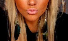Lip Piercing Stud at MyBodiArt