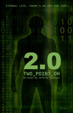 Mock poster for the stage play 'Two Point Oh'