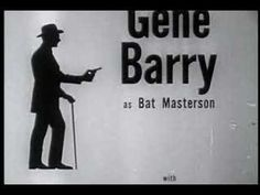 Bat Masterson Theme Song. This is the end clip from the 1960's Western, Bat MAsterson. Unlike other oaters, Bat didn't use a gun. He was intimidating enough that all he needed was his walking stick. Sort of like the movie Walking Tall set in the Old West. The end theme also started before the ending credits. to give it more of a dramatic, movie like feel.
