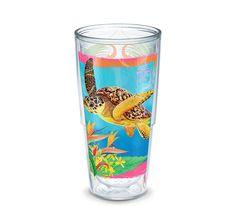 8f7ec41319e Guy Harvey® - Colorful Sea Turtle - Tervis Tervis Tumbler, Tumblers, Pint  Glass