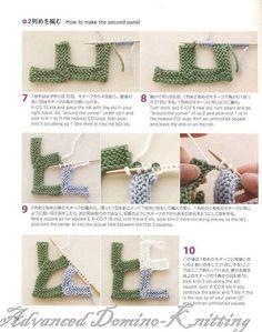 Advanced Domino-Knitting - Наталья Кравченко - Picasa-Webalben