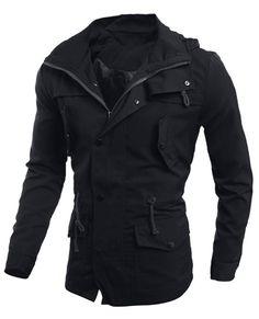 $17.90 drawstring safari jacket.