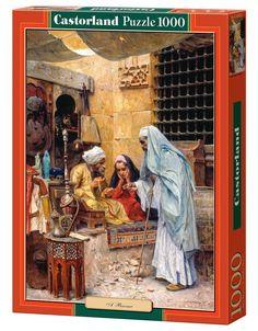 Castorland C-102952-2 - A Bazaar, 1000-teilig, Klassische Puzzle: Amazon.de: Spielzeug