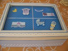 caixa para bebê