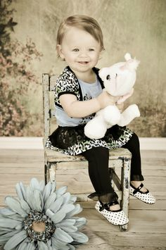 Another very cute 1 Year old shoot.