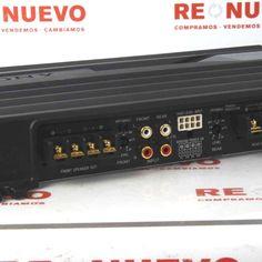SONY XM-CTX60740 de segunda mano E277176   Tienda online de segunda mano en Barcelona Re-Nuevo