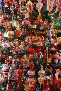 Ornaments Everywhere!