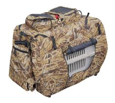 $94.99-$94.99 Classic Accessories Deluxe Dog Kennel Cover, Wetlands, Medium - Medium: 32 inch x 24 inch x 25 3/4 inch. Fast access mesh pockets on front door and top. Three zippered top pockets for leash, bowls, brushes, and more. Detachable rear feed bag with water-resistant lining, kibble chute and a fold down water proof top. Zippered door and two side windows roll-up for ventilation and easy  ...