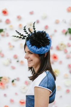 Kentucky Derby Outfit Inspiration - What to Wear to Kentucky Derby - Headcandi Fascinator - Lou What Wear