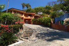 Casa Vista Del Mar - San Pancho, Mexico -Secluded Ocean View 2 bedroom home. For more information and reservations click on the following link: http://www.sanpanchorentals.com/2bedroom/casa_vista_del_mar.html