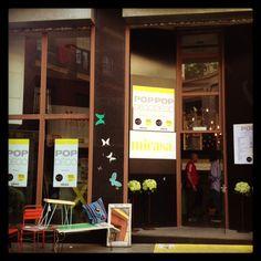 Con la ayuda de 1001 Atmosphera y Revista Nuevo Estilo, aquí se encontraba nuestra super pop-up store para #decoraccion2013 @Belinda Chang Chanén Cabido Aresti