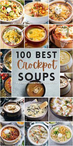 Vegetarian Crockpot Soup, Easy Crockpot Soup, Healthy Chicken Soup, Gourmet Chicken, Chicken Soups, Crock Pot Soup, Crock Pot Slow Cooker, Easy Soup Recipes, Crock Pot Cooking