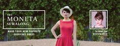 Join the Moneta Sewalong! - Colette Patterns