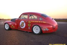 #Volvo pv 544 #custom Hot Rod