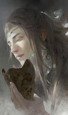 images for anime fantasy art