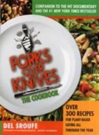 New York Times Bestseller A whole-foods, plant-based diet that has never been easier or tastier--learn to cook the Forks Over Knives way with more than 300 recipes for every day Forks Over Knives--the book, the film, the movement--is back again in a cookbook. The secret is out: If you want to lose weight, lower your cholesterol, avoid cancer, and prevent (or even reverse) type 2 diabetes and heart disease, the right food is your best medicine. Thousands of people have cut out meat, dairy…
