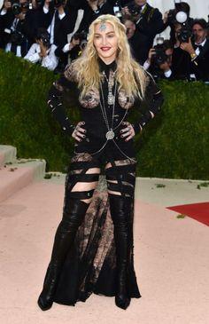 Madonna de Givenchy