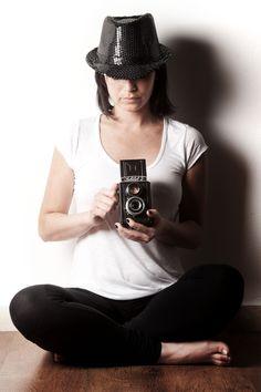 Fotografia di ritratto in studio e sala di posa