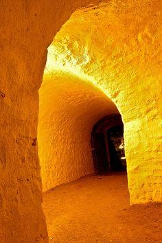 tunnel of love? by Rachid Lamzah, via Flickr