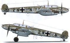 Messerschmitt Bf 110 C.