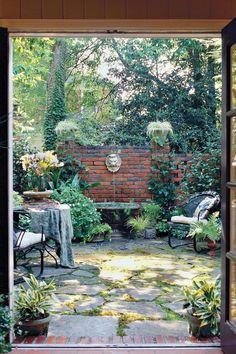 Outdoor Rooms, Outdoor Gardens, Outdoor Living, Outdoor Patios, Outdoor Kitchens, Courtyard Landscaping, Courtyard Gardens, Formal Garden Design, Patio Design