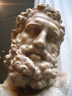 Sculpture at the Met